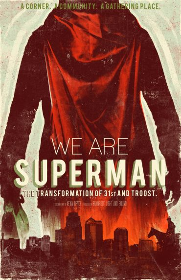We Are Superman Poster